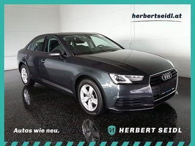 gebraucht Audi A4 2,0 TDI S-tronic *XENON / NAVI*