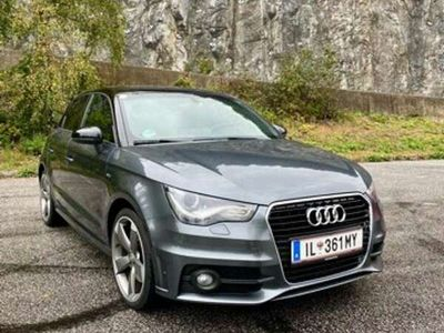 gebraucht Audi A1 Sportback 1,4 TFSI Sport S-tronic