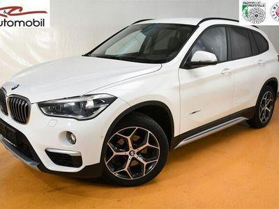 gebraucht BMW X1 sDrive18d xLine Oesterreich-Paket Plus