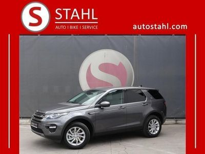brugt Land Rover Discovery Sport 2,0 TD4 4WD SE Aut. JUBILÄUMSEDITION | AUTO STAHL