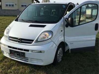 gebraucht Opel Vivaro Combi L2H1 1,9 DTI 2,9t lang