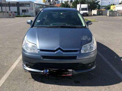 gebraucht Citroën C4 1,6 HDI 90 PS