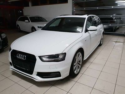 brugt Audi A4 Avant 2,0 TDI quattro Sport S-line,Panoramschiebedach,Navi,Xenon Kombi / Family Van,