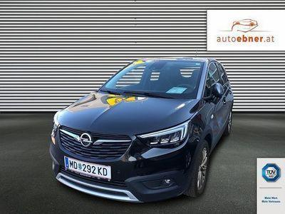 gebraucht Opel Crossland X 1,2 Turbo Direct Injection Design L... SUV / Geländewagen,