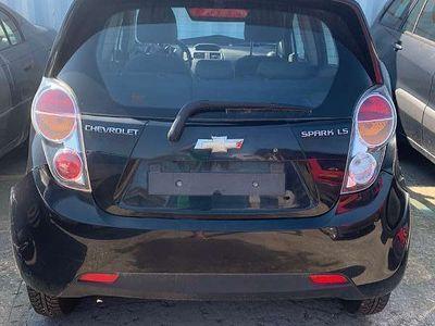 gebraucht Chevrolet Spark LS 1,0 Klein-/ Kompaktwagen