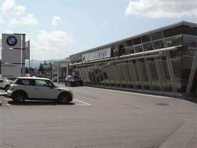 gebraucht Mini Cooper S Cabriolet Cabrio Cabrio Aut. / Roadster
