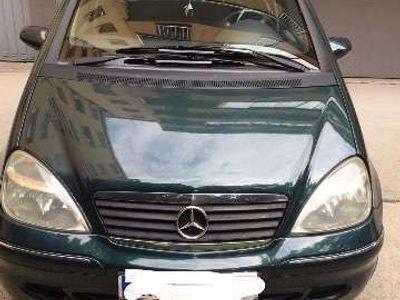 gebraucht Mercedes A170 A-KlasseKlein-/ Kompaktwagen