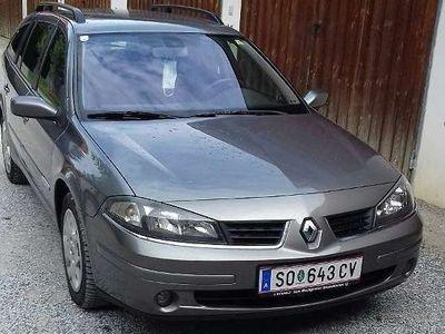 gebraucht Renault Laguna 1,9 Kombi / Family Van