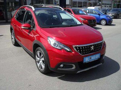 gebraucht Peugeot 2008 1,2 Allure PureTech 130 S&S