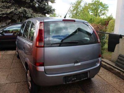 gebraucht Opel Meriva 1,7 Flexxline CDTI Kombi / Family Van