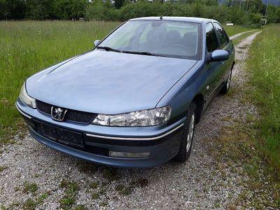gebraucht Peugeot 406 HDI Limousine