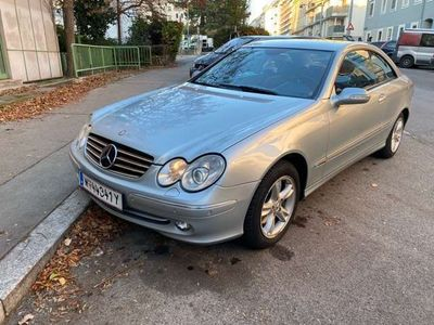 gebraucht Mercedes CLK320 CLK-KlasseSportwagen / Coupé
