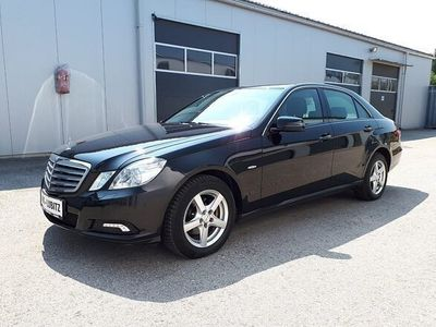 gebraucht Mercedes E220 A-Edition BlueEfficiency CDI Aut.