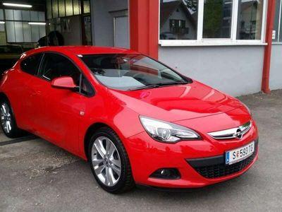 gebraucht Opel Astra GTC 1,4 Turbo Ecotec Edition Start/Stop System