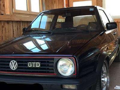 gebraucht VW Golf II LLK Edition Moda Klein-/ Kompaktwagen