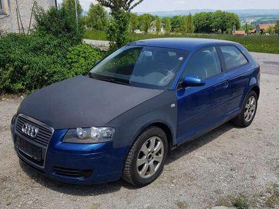 gebraucht Audi A3 Ambiente 2,0 TDI quattro