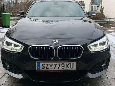 gebraucht BMW 118 1er-Reihe d M-Paket Limousine