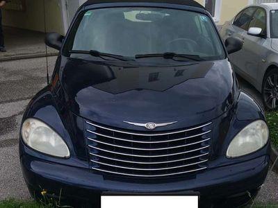 gebraucht Chrysler PT Cruiser 2,4 Cabrio Cabrio / Roadster