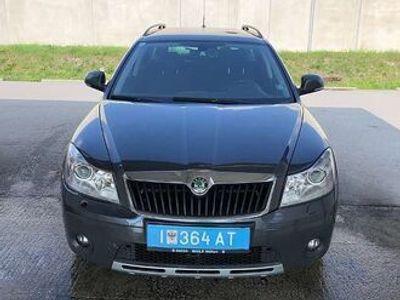gebraucht Skoda Octavia SkodaCombi 1,8 TSI Scout 4x4 Kombi / Family Van