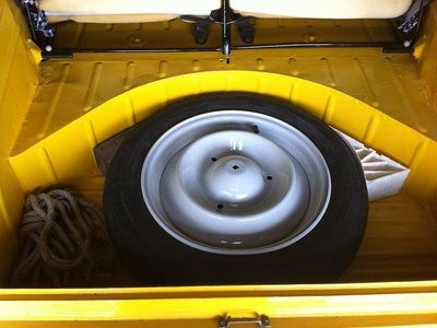 gebraucht Citroën 2CV 6 Spezial Cabrio / Roadster,
