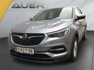gebraucht Opel Grandland X 1,2 Turbo Cool&Sound +Alufelgen +PDC