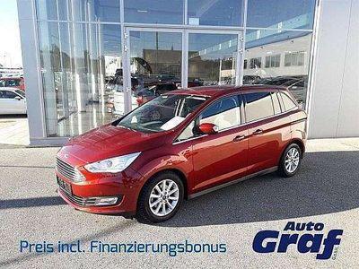 gebraucht Ford Grand C-Max C-MAXTitanium 1,5 TDCi Kombi / Family Van,
