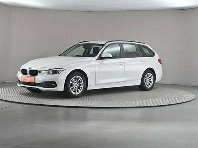 gebraucht BMW 316 3er-Reihe d Touring Advantage Aut.