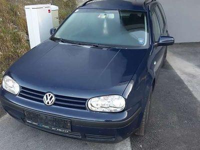 gebraucht VW Golf IV GolfKombi Kombi / Family Van