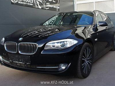 used BMW 520 5er-Reihe d Touring Kombi / Family Van,