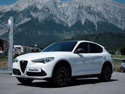 gebraucht Alfa Romeo Stelvio 2.2 210 PS AT8 Ti AWD