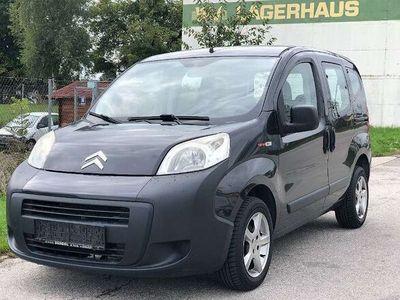 gebraucht Citroën Nemo 1,4i emotion Kombi / Family Van