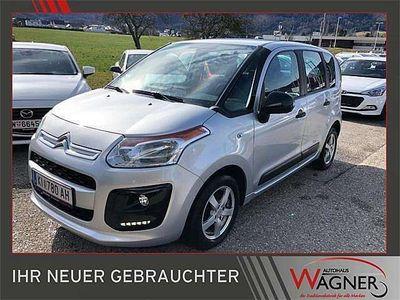 gebraucht Citroën C3 Picasso BlueHDi 100 manuell Seduction Kombi / Family Van