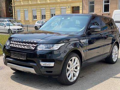 gebraucht Land Rover Range Rover Sport TDV6 HSE 3.0