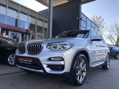 gebraucht BMW X3 xDrive 20d xLine Aut. Standheizung, Head Up, LED