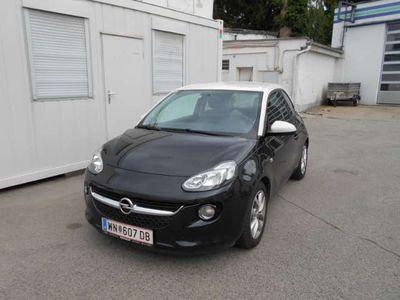 gebraucht Opel Adam 1,2 Ecotec Black
