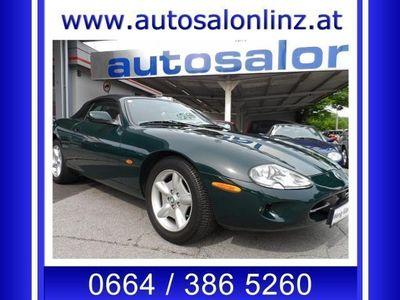 gebraucht Jaguar XK8 Cabrio nur 105Tkm Traumzustand Klassiker