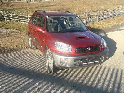 gebraucht Toyota RAV4 SUV / Geländewagen