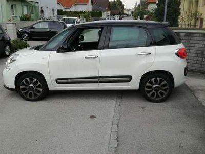"gebraucht Fiat 500L 1,3 MULTIJET II 85 STAR&STOP LOUNGE ""PANORAMADACH"" Kombi / Family Van"