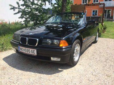 gebraucht BMW 318 Cabriolet 3er-Reihe i CABRIO E36 / Roadster