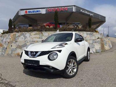 gebraucht Nissan Juke 1,5 dCi N-Connecta *Navi*Sitzheizung* SUV / Geländewagen