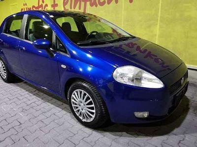 gebraucht Fiat Grande Punto 1,3 jtd Multijet Klein-/ Kompaktwagen