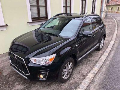 gebraucht Mitsubishi ASX 2,2 DI-D Instyle Aut. SUV / Geländewagen,
