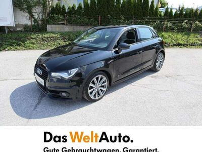 gebraucht Audi A1 1.2 TFSI admired