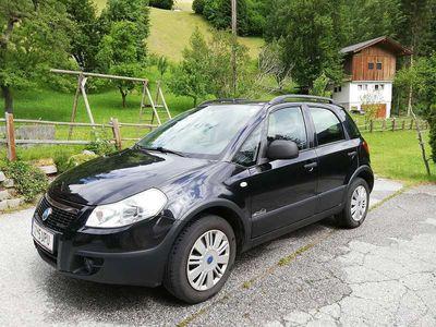 gebraucht Fiat Sedici Limousine