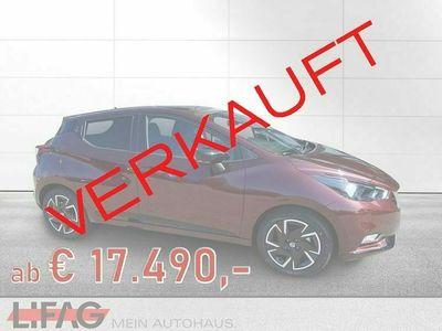 gebraucht Nissan Micra 92 Autom. N-Design *ab € 18.490-*