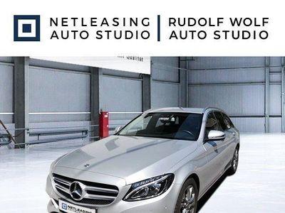 gebraucht Mercedes C180 T Avantgarde+Navi+LED+EasyPack+große Klima