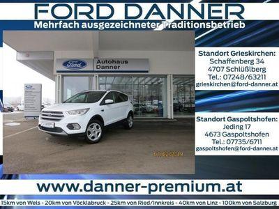 gebraucht Ford Kuga 2,0 TDCi TREND 4X4 (BESTPREIS + ALLRAD) SUV / Geländewagen,