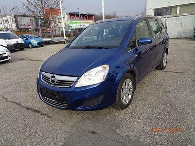 gebraucht Opel Zafira 1,9 CDTI Style * Pickerl * 7 Sitzer