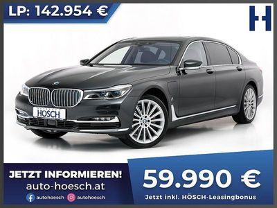 gebraucht BMW 326 7er Limousine 740Le iPerformance Aut.,PS, 4 Türen, Automatik