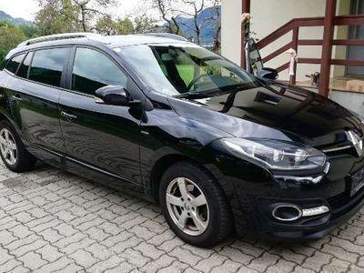 used Renault Mégane GrandTour Limited Energy dCi 110 Kombi / Family Van,
